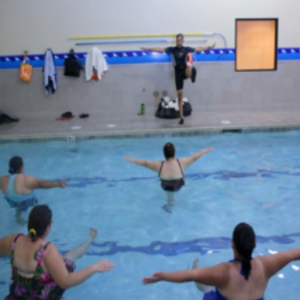 Aqua Fitness - Total Body Improvement - Offered in the greater Los Angeles area