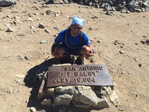 Hiking Total Body Improvement - Mt.Baldy - Michael Pacheco