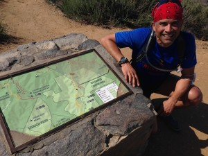Hiking Total Body Improvement - Verdugo Mountains - Michael Pacheco