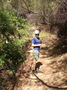 Hiking Total Body Improvement - Orange County - Michael Pacheco